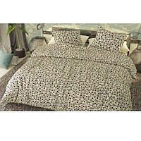 Молдавское двуспальное-макси постельное белье Бязь Tirotex - Шарики