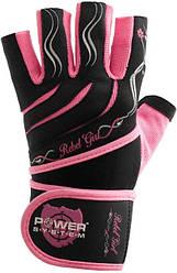 Перчатки Power System Rebel Girl PS-2720 (розовые)