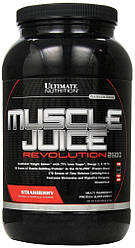 Muscle Juice Revolution 2600 Ultimate Nutrition (2120 гр.)