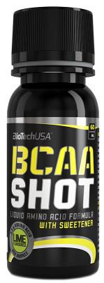 BCAA SHOT BioTech (1 ампула по 60 мл.)