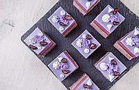 """Авторский МК """"Нарезные пирожные для кенди бара"""" 25 апреля 20г."""