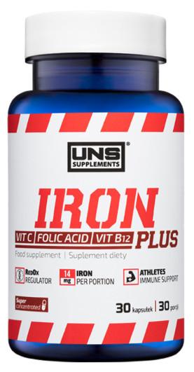 Iron Plus UNS (30 капс.)