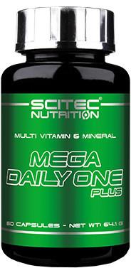 Mega Daily One Plus Scitec Nutrition (60 капс.)