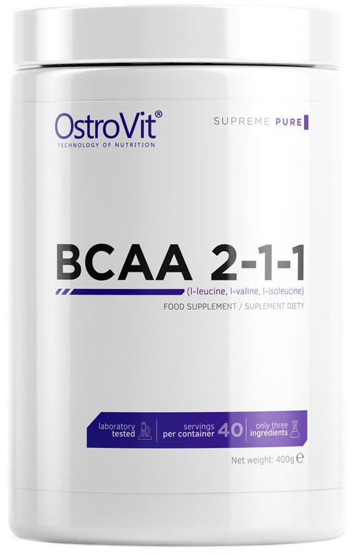 BCAA 2:1:1 Ostrovit (400 гр.)