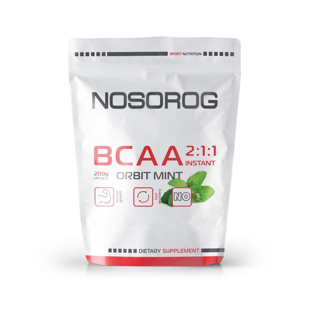 BCAA 2:1:1 Nosorog Sport Nutrition (400 гр.)