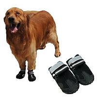 Ботинки HIKING трекиновые плотная подошва, черные   XS ( W<= 45 mm), 2 шт/уп
