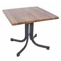 Стол для кафе ресторана MODENA  80х80 см teak