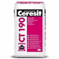 Клей для минеральной ваты CERESIT СТ-190 25 кг