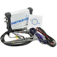 Осцилограф USB приставка ISDS205A, 2канала 20МГц 48МС/с
