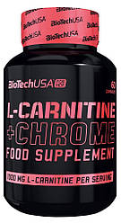 L-Carnitine + Chrome BioTech (60 капс.)
