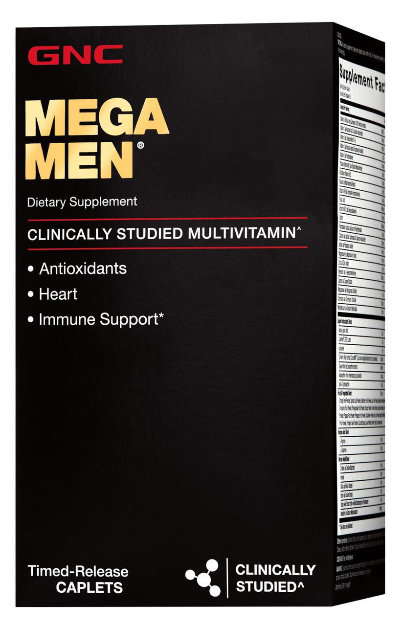 Mega Men GNC (90 таб.)