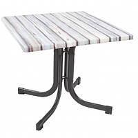 Стол  MODENA  для кафе ресторона 80 х80 см MARITIMO PINE