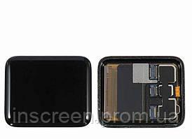 Экран (дисплей) Apple Watch 2 38mm Sport с тачскрином (сенсором) черный