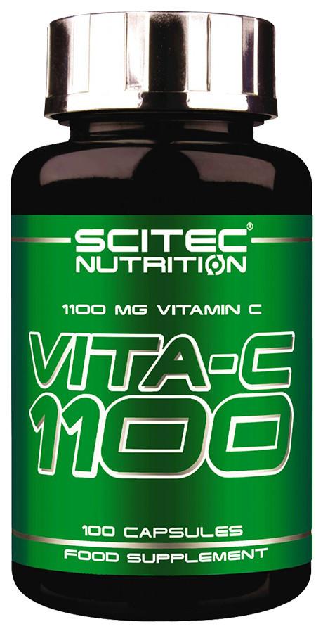 Vita-C 1100 Scitec Nutrition (100 капс.)