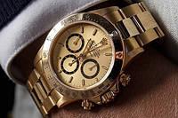 Часы Rolex Daytona кварцевые с оригинальной застежкой