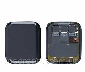 Экран (дисплей) Apple Watch 4 40mm с тачскрином (сенсором) черный