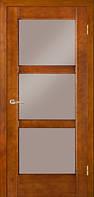 Двери межкомнатные (дубовый шпон крашенный) Генри блок