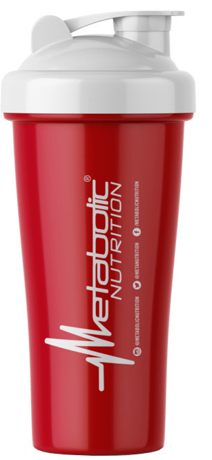 Шейкер Metabolic Nutrition Red (700 мл.) - Красный