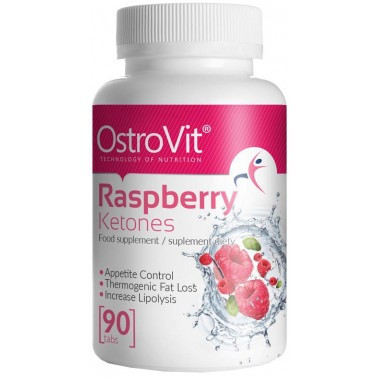 Raspberry Ketones OstroVit (90 таб.)
