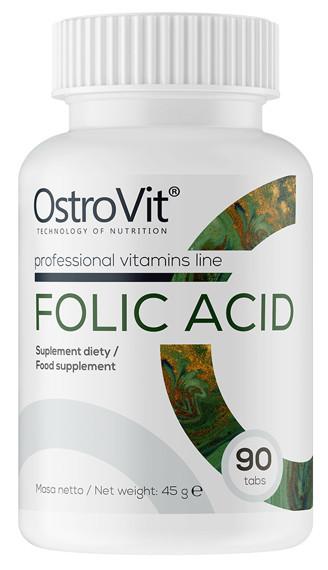 Folic Acid OstroVit (90 таб.)