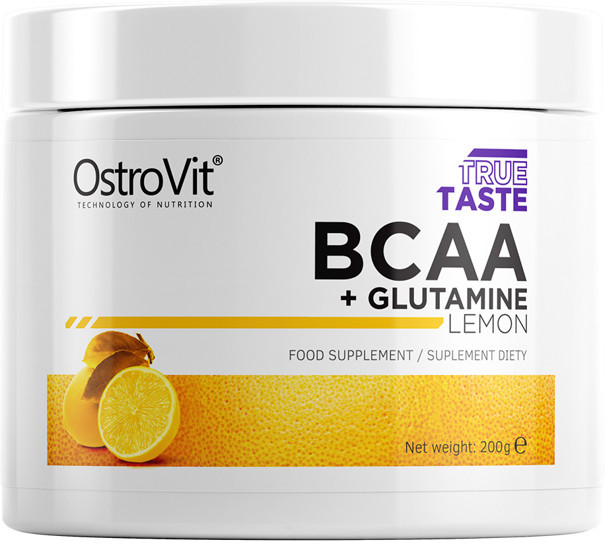 BCAA + Glutamine OstroVit (200 гр.)