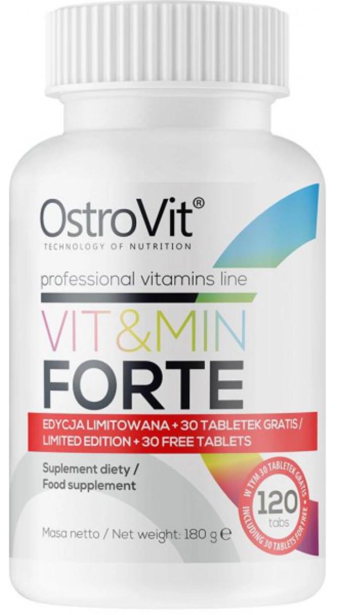 Vit&Min Forte OstroVit (120 таб.)