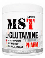 L-Glutamine +Vitamin C MST (260 гр.)