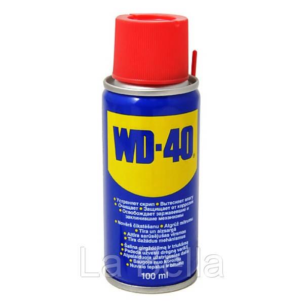 WD-40 проникающая многофункциональная смазка