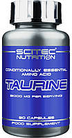 Taurine Scitec Nutrition (90 капс.)