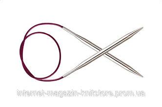 Спицы круговые Nova Metal KnitPro 40 см | 3 мм