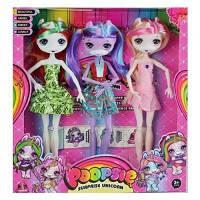 """Кукла """"POOPSIE"""" """"Единорог"""" 249  27см, на шарнирах, 3шт в коробке 30*27*5см"""