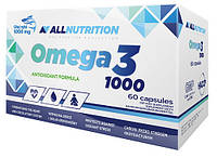 Omega 3 Antioxidant Faormula 1000 All Nutrition (60 капс.)