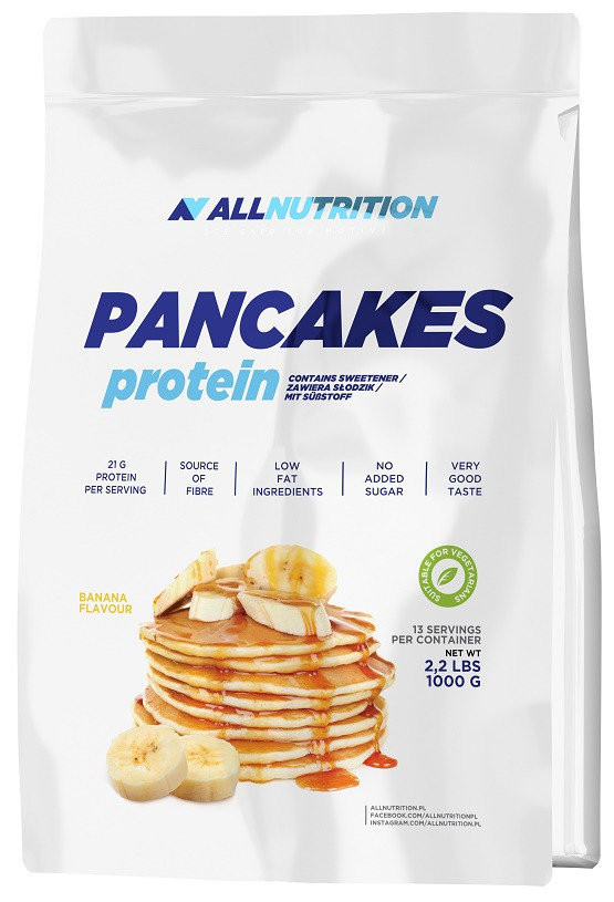 Pancakes Protein All Nutrition (1000 гр.)