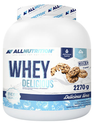 Whey Delicious All Nutrition (2270 гр.)