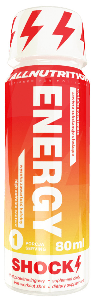 Energy Shock All Nutrition (80 мл.)