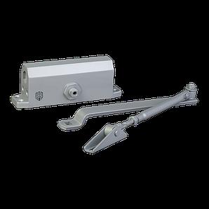 Доводчик дверний DT No.3 алюмінієвий 40-65 кгс