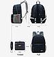 Рюкзак Travel складной трансформер нейлон, фото 3