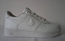 """Модные белые женские кроссовки """"Nike"""""""
