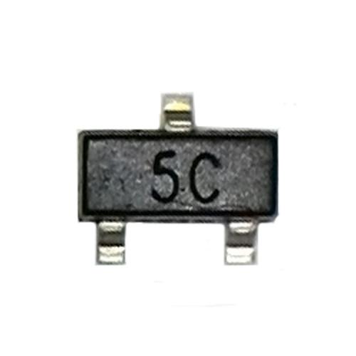 Чіп BC807-40 BC807 5C SOT23, Транзистор біполярний PNP