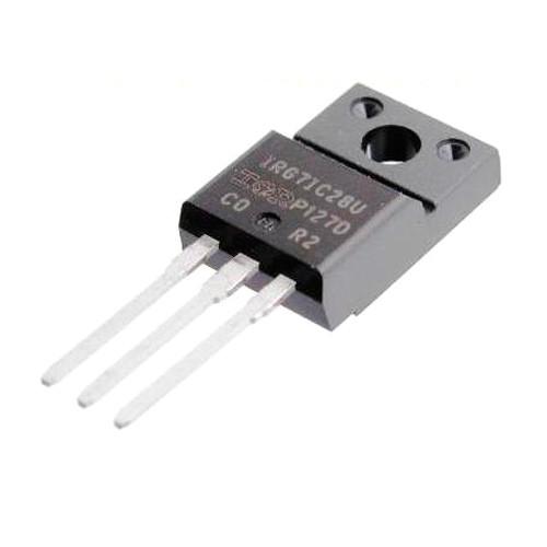 Чіп IRG7IC28U IRG71C28U TO220FP, Транзистор IGBT 600В 25А