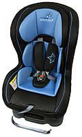 Автокресло для мальчика с рождения Wonderkids CROWN SAFE (синий/черный) WK01-CS11-002