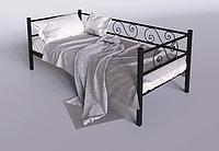 Кровать-диван Амарант Тенеро Лофт  900х2000 мм черный