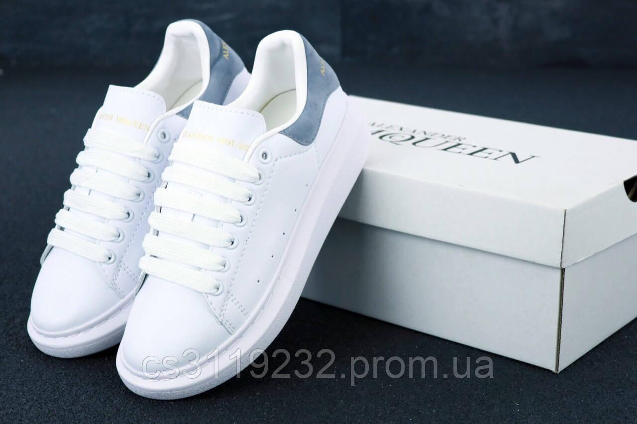 Жіночі кросівки White Grey (білі)