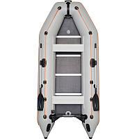 Надувная килевая моторная лодка Kolibri - 5-местная  КМ-360D Professional