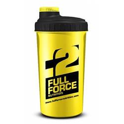 Шейкер Full Force Nutrition Yellow (700 мл.) - Жёлтый