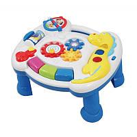Развивающий музыкальный столик Baby Mix Дино WD-3628