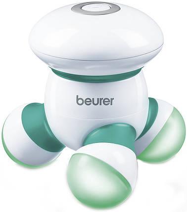 Дорожній міні-масажер Beurer MG 16 (green), фото 2