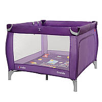 Манеж Grande, «Carrello» (CRL-9204/1), цвет Orchid Purple (фиолетовый)