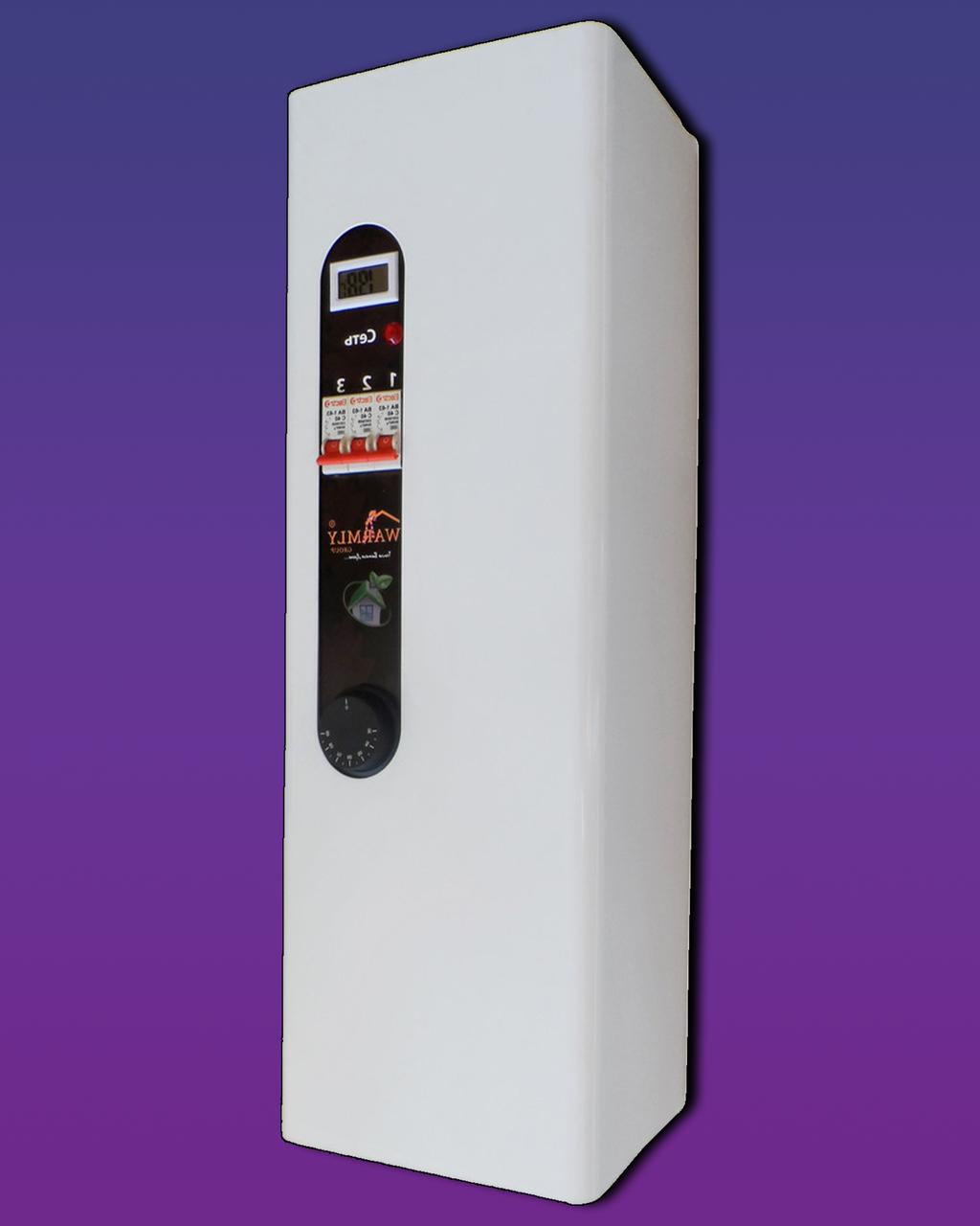 Електричний котел з насосом WARMLY CLASSIK-MG 3 кВт 220 В