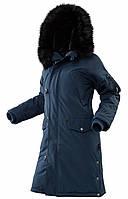 Жіноча зимова куртка N-5B Tardis W Airboss 175000803128 (темно-синя)